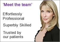 'Meet the team' - Effortlessly Professional, Superbly Skilled