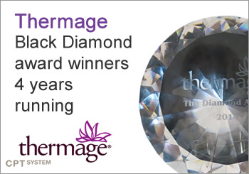 Thermage Black Diamond award winners