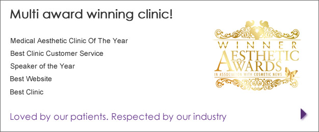 Multi award winning clinic