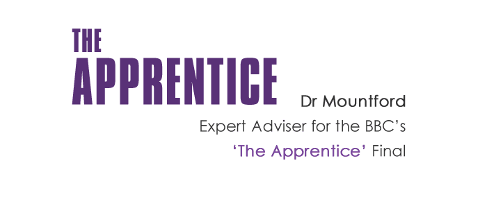 Dr Mountford Expert For Apprentice Final