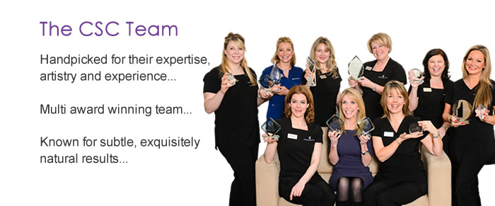 The Cosmetic Skin Clinic Team