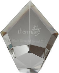 Thermage Black Diamond Award 2012