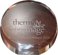 Thermage Black Diamond Award 2013