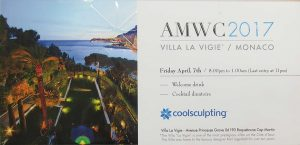 CoolSculpting Reception at Villa La Vigie