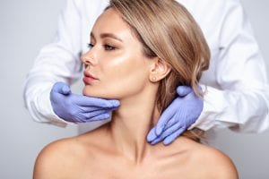 Patient consultation for cosmetic treatments