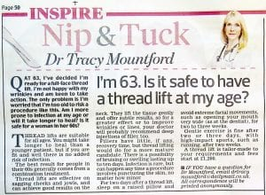 The Daily Mail Nip & Tuck 13th February 2017