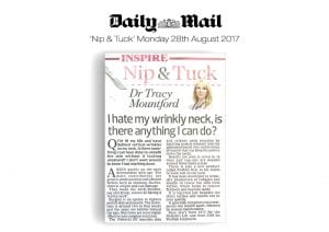 Daily Mail Nip & Tuck wrinkly neck reader question