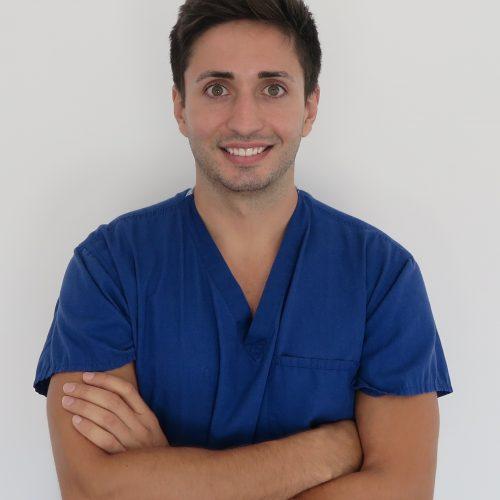 Dr Matthew Jarvie-Thomas