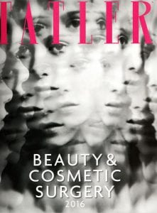 Tatler Cover – Beauty & Cosmetic Surgery Guide 2016