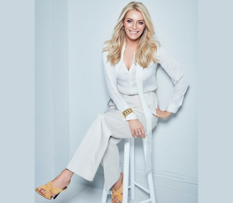 Tess Daly Ultherapy Story