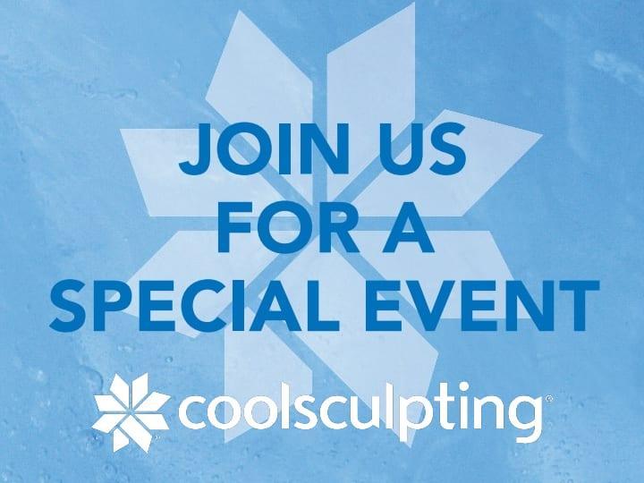 CoolSculpting Virtual Event