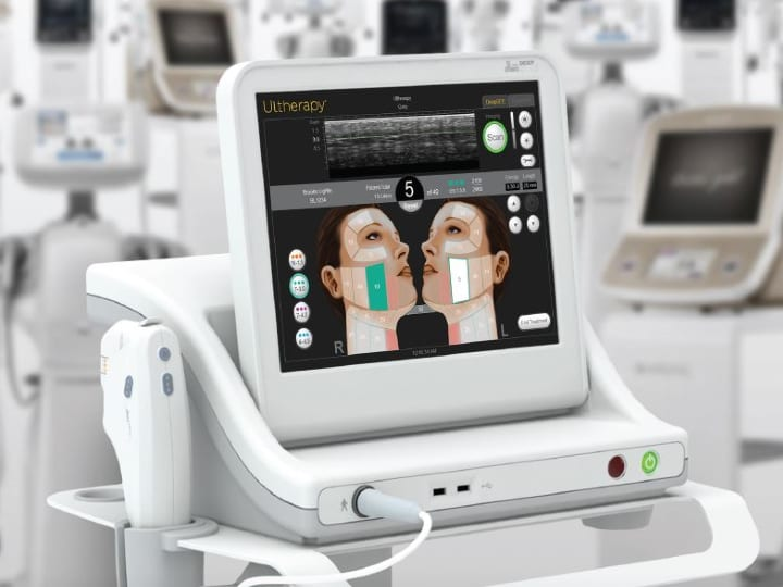 Deepsee Visualisation Scan Ultherapy