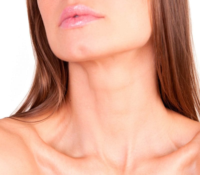 double chin fat reduction treatment