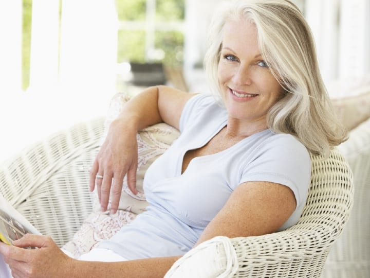 muscle building for over 50s woman