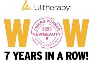 NewBeauty Ultherapy Award 2020