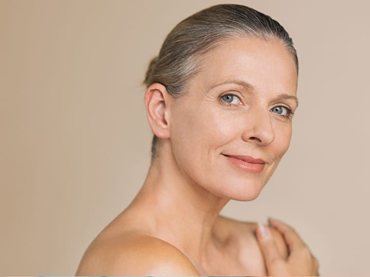 Skin Tightening Lifting Over 50s