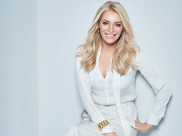 Tess Daly Ultherapy