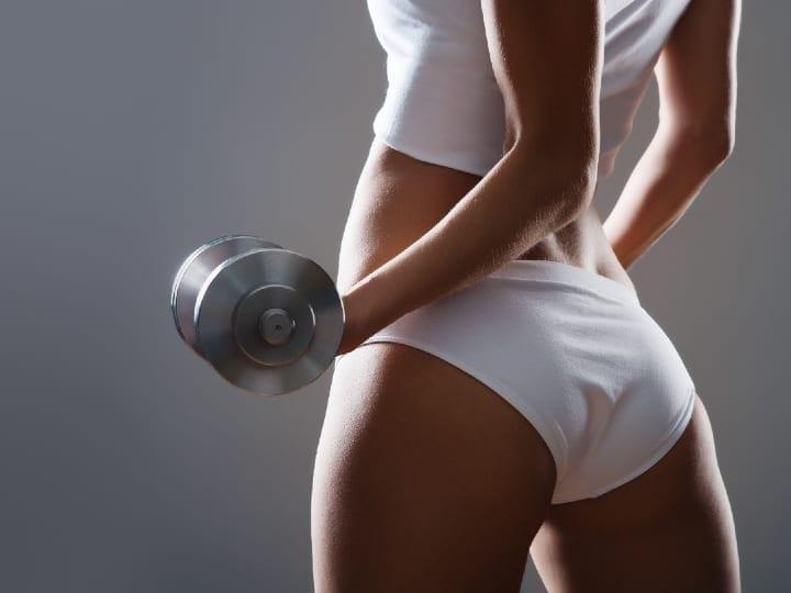 Women Building Muscle Fast